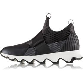 Sorel Kinetic Sneak Shoes Damen black/white